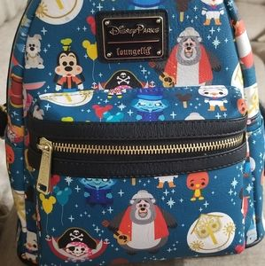 Loungefly Disney Parks Mini Backpack